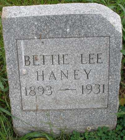 HANEY, BETTIE LEE - Butler County, Ohio | BETTIE LEE HANEY - Ohio Gravestone Photos