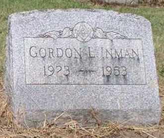 INMAN, GORDON L. - Butler County, Ohio | GORDON L. INMAN - Ohio Gravestone Photos
