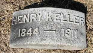 KELLER, HENRY - Butler County, Ohio | HENRY KELLER - Ohio Gravestone Photos