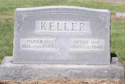 KELLER, NETTIE MAE - Butler County, Ohio | NETTIE MAE KELLER - Ohio Gravestone Photos