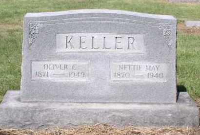 KELLER, OLIVER C. - Butler County, Ohio | OLIVER C. KELLER - Ohio Gravestone Photos