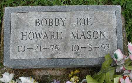 MASON, BOBBY JOE HOWARD - Butler County, Ohio | BOBBY JOE HOWARD MASON - Ohio Gravestone Photos