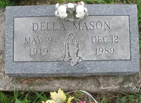 MASON, DELLA - Butler County, Ohio | DELLA MASON - Ohio Gravestone Photos