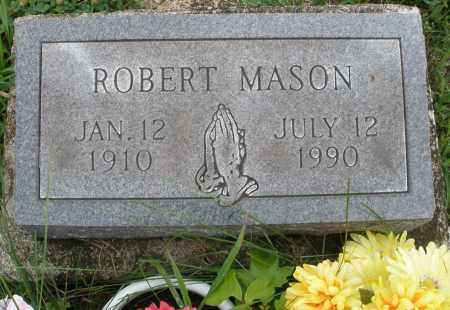 MASON, ROBERT - Butler County, Ohio | ROBERT MASON - Ohio Gravestone Photos