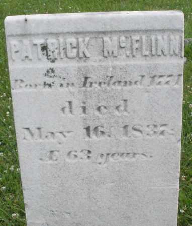 MCFLINN, PATRICK - Butler County, Ohio | PATRICK MCFLINN - Ohio Gravestone Photos