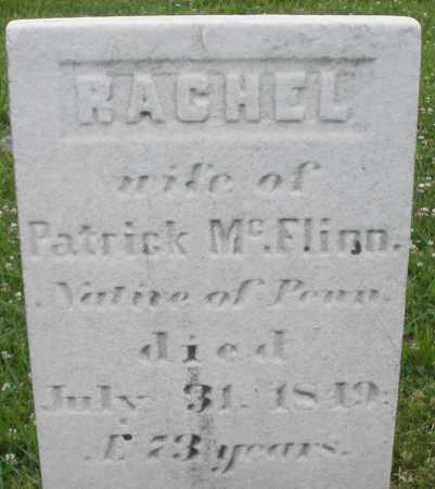 MCFLINN, RACHEL - Butler County, Ohio | RACHEL MCFLINN - Ohio Gravestone Photos
