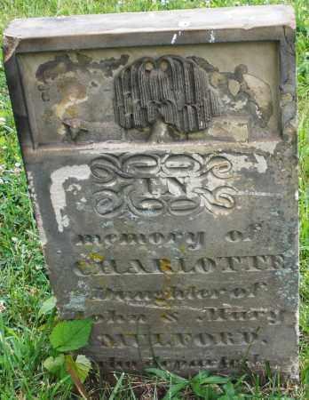 MULFORD, CHARLOTTE - Butler County, Ohio | CHARLOTTE MULFORD - Ohio Gravestone Photos