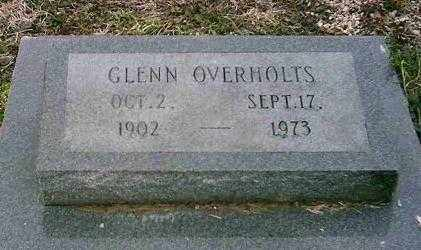 OVERHOLTS, GLENN - Butler County, Ohio | GLENN OVERHOLTS - Ohio Gravestone Photos