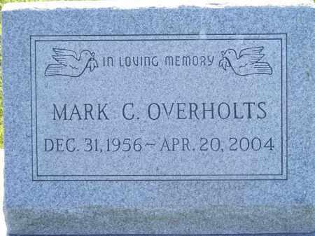 OVERHOLTS, MARK - Butler County, Ohio | MARK OVERHOLTS - Ohio Gravestone Photos
