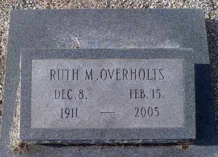 OVERHOLTS, RUTH - Butler County, Ohio | RUTH OVERHOLTS - Ohio Gravestone Photos