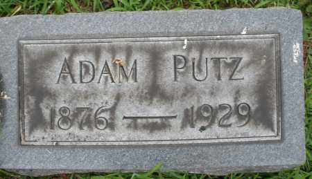 PUTZ, ADAM - Butler County, Ohio | ADAM PUTZ - Ohio Gravestone Photos