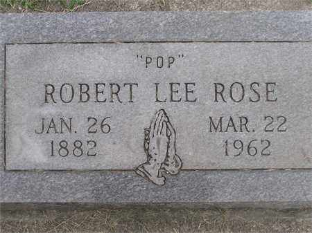 ROSE, ROBERT LEE - Butler County, Ohio | ROBERT LEE ROSE - Ohio Gravestone Photos