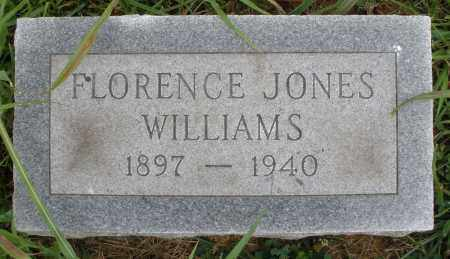 WILLIAMS, FLORENCE - Butler County, Ohio | FLORENCE WILLIAMS - Ohio Gravestone Photos