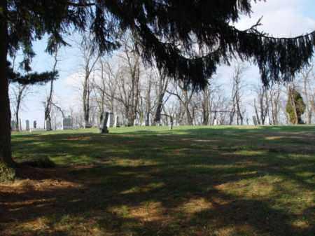 ALLEN MEMORIAL CEMETERY, OVERALL VIEW - Carroll County, Ohio   OVERALL VIEW ALLEN MEMORIAL CEMETERY - Ohio Gravestone Photos