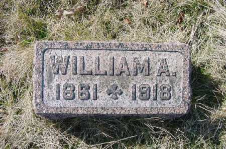 ALLEN, WILLIAM A. - Carroll County, Ohio | WILLIAM A. ALLEN - Ohio Gravestone Photos