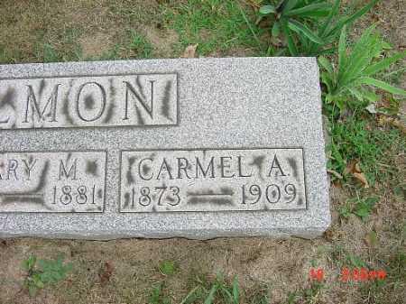 ALLMON, CARMEL A. - Carroll County, Ohio | CARMEL A. ALLMON - Ohio Gravestone Photos
