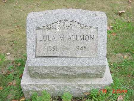 ALLMON, LULA M. - Carroll County, Ohio | LULA M. ALLMON - Ohio Gravestone Photos