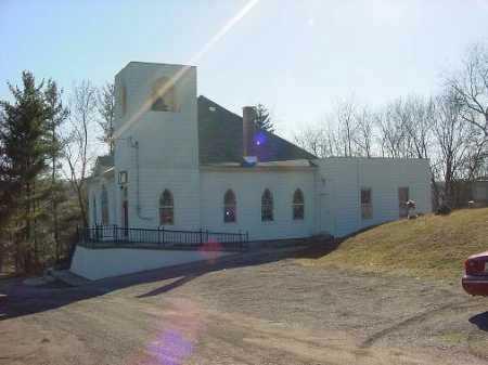 AMSTERDAM, CHURCH - Carroll County, Ohio | CHURCH AMSTERDAM - Ohio Gravestone Photos