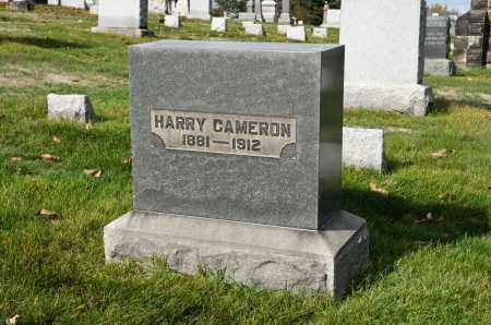 CAMERON, HARRY - Carroll County, Ohio | HARRY CAMERON - Ohio Gravestone Photos