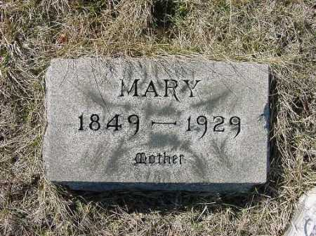 CATRELL, MARY - Carroll County, Ohio | MARY CATRELL - Ohio Gravestone Photos