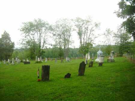 CEMETERY, SCENE - Carroll County, Ohio | SCENE CEMETERY - Ohio Gravestone Photos