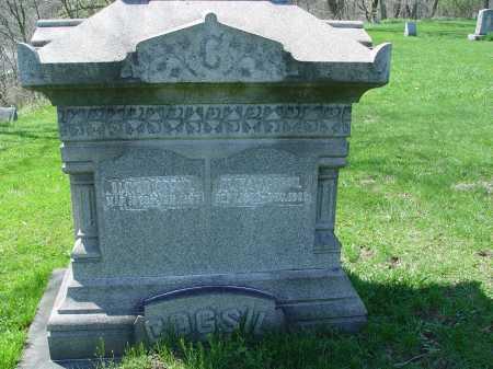 COGSIL, MONUMENT - Carroll County, Ohio   MONUMENT COGSIL - Ohio Gravestone Photos