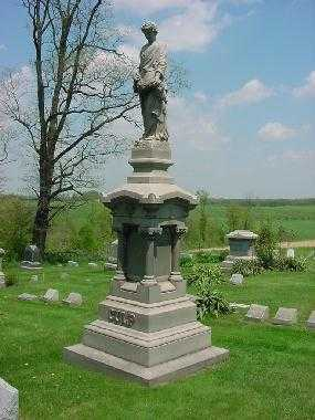 CULP, MONUMENT - CLOSEVIEW - Carroll County, Ohio | MONUMENT - CLOSEVIEW CULP - Ohio Gravestone Photos