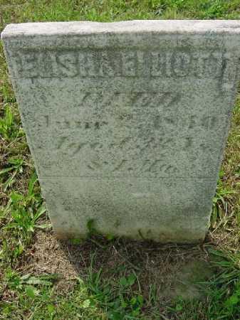 ELLIOTT, ELISHA - Carroll County, Ohio | ELISHA ELLIOTT - Ohio Gravestone Photos
