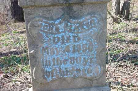 GLAZER, JOHN - Carroll County, Ohio   JOHN GLAZER - Ohio Gravestone Photos