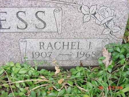 GUESS, RACHEL I. - Carroll County, Ohio | RACHEL I. GUESS - Ohio Gravestone Photos