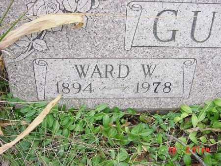 GUESS, WARD W. - Carroll County, Ohio | WARD W. GUESS - Ohio Gravestone Photos