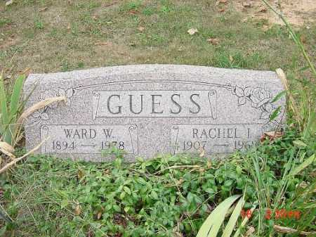 GUESS, RACHEL L. MONUMENT - Carroll County, Ohio | RACHEL L. MONUMENT GUESS - Ohio Gravestone Photos