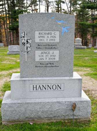 HANNON, RICHARD C. - Carroll County, Ohio | RICHARD C. HANNON - Ohio Gravestone Photos