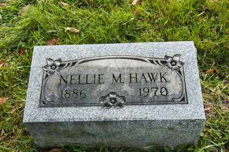 HAWK, NELLIE M. - Carroll County, Ohio | NELLIE M. HAWK - Ohio Gravestone Photos