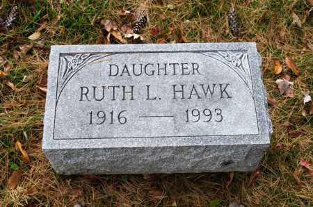HAWK, RUTH LOUISE - Carroll County, Ohio   RUTH LOUISE HAWK - Ohio Gravestone Photos