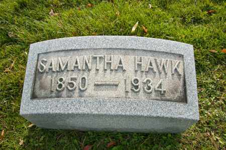 GANTZ HAWK, SAMANTHA - Carroll County, Ohio | SAMANTHA GANTZ HAWK - Ohio Gravestone Photos