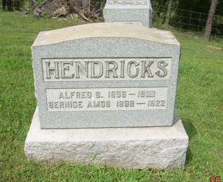 HENDRICKS, BERNICE - Carroll County, Ohio | BERNICE HENDRICKS - Ohio Gravestone Photos
