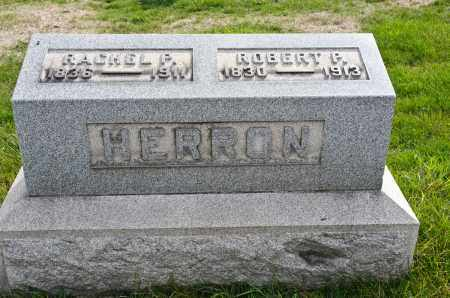 HERRON, ROBERT P - Carroll County, Ohio | ROBERT P HERRON - Ohio Gravestone Photos