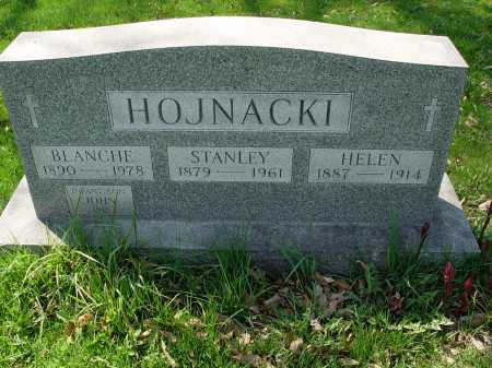 HOJNACKI, STANLEY - Carroll County, Ohio | STANLEY HOJNACKI - Ohio Gravestone Photos