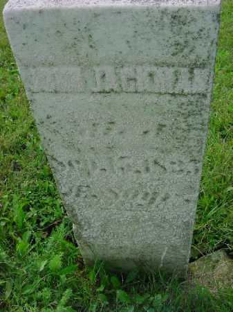 JACKMAN, JOHN - Carroll County, Ohio | JOHN JACKMAN - Ohio Gravestone Photos