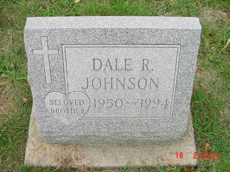 JOHNSON, DALE R. - Carroll County, Ohio | DALE R. JOHNSON - Ohio Gravestone Photos