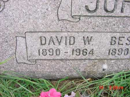 JOHNSON, DAVID W. - Carroll County, Ohio | DAVID W. JOHNSON - Ohio Gravestone Photos