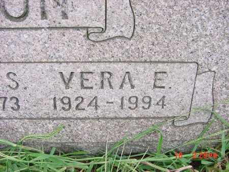 JOHNSON, VERA E. - Carroll County, Ohio | VERA E. JOHNSON - Ohio Gravestone Photos