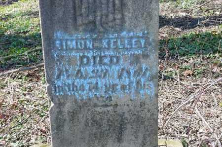 KELLEY, SIMON - Carroll County, Ohio | SIMON KELLEY - Ohio Gravestone Photos