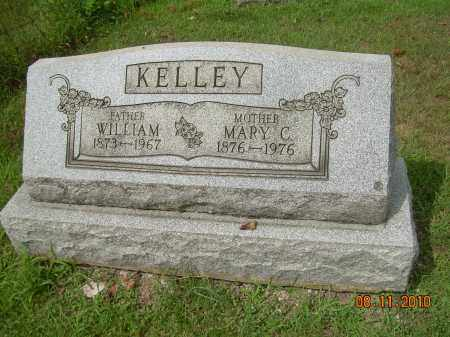 KELLEY, MARY C - Carroll County, Ohio | MARY C KELLEY - Ohio Gravestone Photos