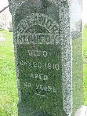KENNEDY, ELEANOR - Carroll County, Ohio | ELEANOR KENNEDY - Ohio Gravestone Photos