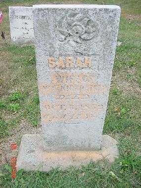 KIRKPATRICK, SARAH - Carroll County, Ohio | SARAH KIRKPATRICK - Ohio Gravestone Photos