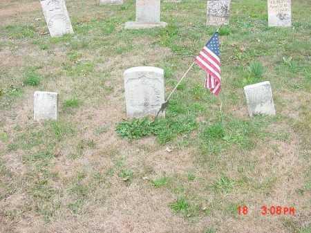 KIRKPATRICK, THOMAS LOT - Carroll County, Ohio   THOMAS LOT KIRKPATRICK - Ohio Gravestone Photos