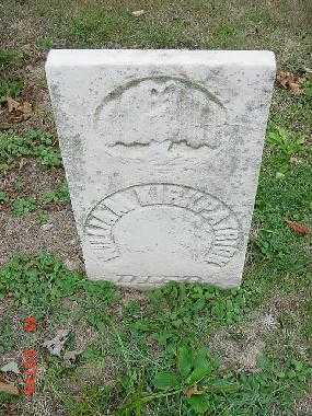 KIRKPATRICK, WILLIAM - Carroll County, Ohio | WILLIAM KIRKPATRICK - Ohio Gravestone Photos