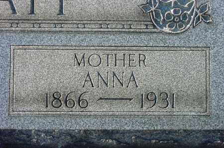 LIPPETH KNAPP, ANNA - Carroll County, Ohio | ANNA LIPPETH KNAPP - Ohio Gravestone Photos